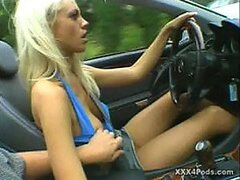 Teen Blonde Tanya James is Crusing for Cock
