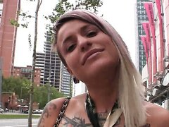 Shopping and start fucking/Babe Reed