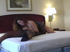 Pretty Wife Gets A Creampie