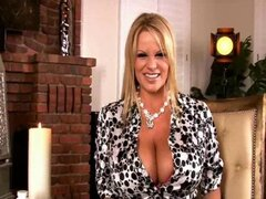 Busty nymphos Kelly Madison and Gianna Michaels sharing the cock of Kellys husband Ryan