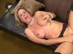 Jodie west seduces younger guy