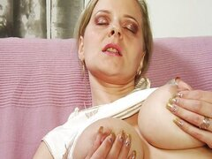Nasty MILF Get Screwed And Got A Big Tits