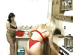 Would you like to have a harem in your place? Imaging, you enter the room and they cook a dinner for you wearing nothing but sexy underwear. You can fuck them easily while they prepare it. You can fondle them, squeeze their tits and make them suck you dic