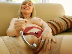 Nina hartley's sex toy masturbation