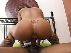 Latina Spreads Ass For Cock/Hellen Ferraz