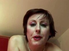 Mature slut pumped hard by cock...
