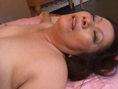 Horny Japanese MILF Chizuru Iwasaki Is a Wildling In Bed