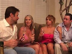 Brooke Haven and Carolyn Reese Swap Their Husbands!