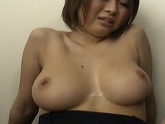Mosaic: Big boobed asian