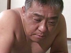Mature Asian guy...