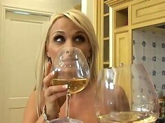 Drunk Holly Halston Gets The Best Fuck Of Her Life For Her Tenth Anniversary