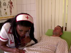 Eva Notty and her ebony sister is sucking dick