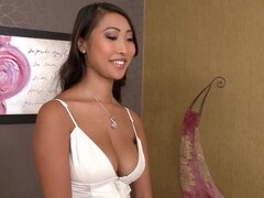 Asian Sharon Lee the hard dick