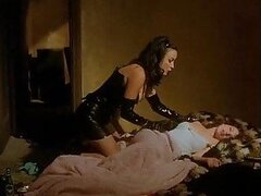 Charlotte Ayanna and Jennifer Tilly's Extremely Hot Bondage Sex Scene