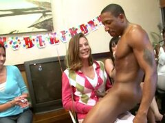 Bride to be fucked at party