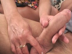 Cock hungry mom jumps on her daughter s BF