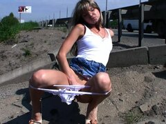 Roadside fingering for Gina