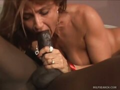 MILF Jillian Picked Up And Talked Into Sex