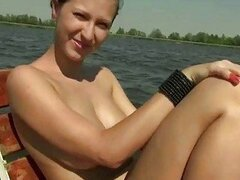 Slut with big tits public sex for money