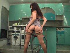 Wonderful milf is horny and eager