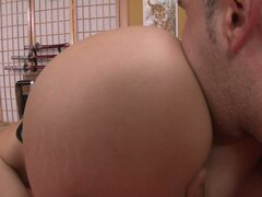 Fantastic tits of Alexis Texas knock out her Kung Fu trainer