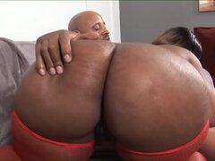 Chubby black chick loves to fuck - Blackout Pictures
