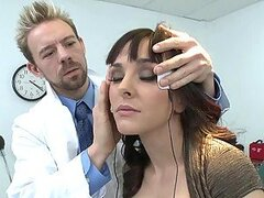 A Visit To The Doctor Ends Up In A Hardcore Fuck For This Horny Milf