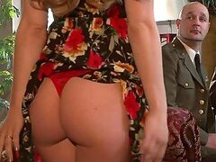 Petite and Horny Lexi Belle Getting Private with the Private