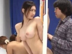 Hot asian pussys fucked before babes suck