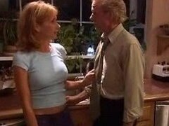 Horny Dude Wants To Get In Rosanna Arquette's Pants