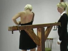 Jolly and handsome blonde wants to be punished