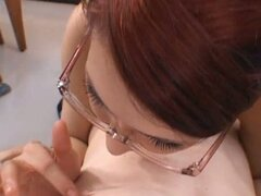 Office slut maria ozawa sucking