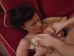 Mature Mom Female Ejaculation After Orgasm by TROC