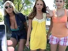 Picking Up Chicks 101 with Bridgette B, Stephanie Cane, Katie Summers