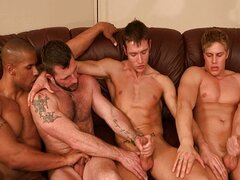 The Engagement Part 2 The Orgy