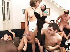Cream Pie Orgy 62