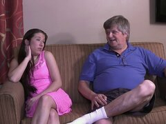 Gianna Love fulfills her breeding fantasy with not her uncle