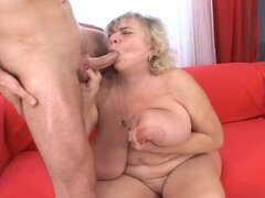 The sexiest fat babe Sara D gets banged hard