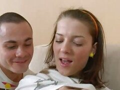 Perfect teen fucking from russia