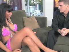 This Guy Finds Out His Babysitter's Transsexual