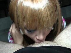 Ladyboy May Tight Hairy Ass