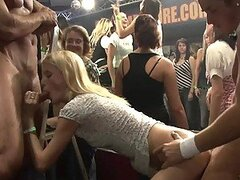 Horny Slut Having a Blast in Hot Hardcore Party