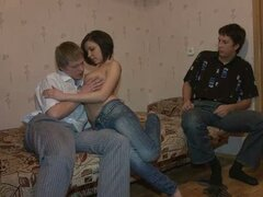 Dude achieves two goals
