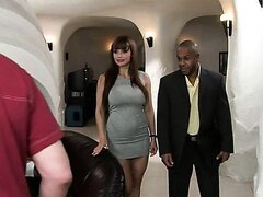 Backstage with Aletta Ocean and Bibi Noel