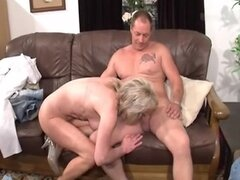 Horny old wife