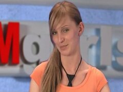 Olga Barz Russian Moskow Girl TV