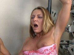 Brenda James's juicy pussy