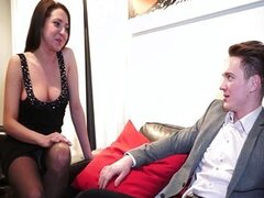 Young Courtesans - Sex and a video bonus