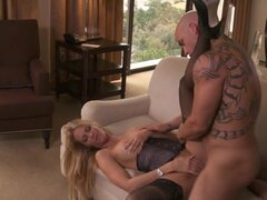 Stunning lingerie on hardcore girl Jessica Drake