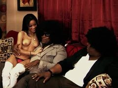 Hardcore milf Veronica Avluv and big black dick